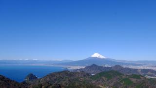 ชมภูเขาไฟฟูจิแบบพาโนราม่า ที่คาบสมุทรอิซุ