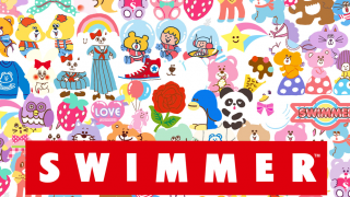 Cute and Affordable, Japanese Brand Swimmer Is Back!