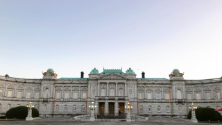 Akasaka Palace - A Glimpse of European Glamor in the Heart of Tokyo