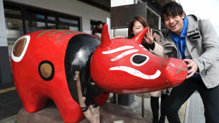 Fukushima's Akabeko Cow Is the Perfect Symbol for 2021
