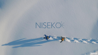 Glamorous Niseko: Another World of Powder Snow Skiing & Nightlife