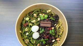 Chocolate Matcha Ramen Has Arrived in Japan for Valentine's Day, and It's Savory