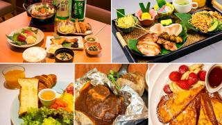 留在日本過年 東京春節美食餐廳推薦 feat. LUMINE新宿