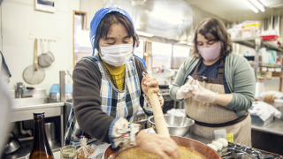 Traveling Through Aizu ② Traditional Culture & Local Cooking Classes in Shimogo
