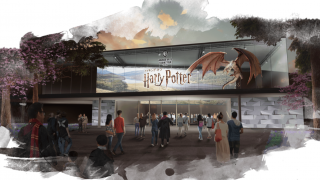 [속보] 도쿄에 오픈 예정인 '해리포터 테마파크' 공식 사이트와 영상 공개