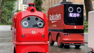 배송부터 서비스, 친구까지... '로봇 세상'이 코앞까지 온 일본