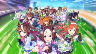생각치도 못한 조합!? 일본에서 인기몰이중인 '경마+아이돌' 게임