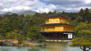 Kinkakuji Temple, Kyoto ・ Rokuonji and Its Famous Golden Pavilion