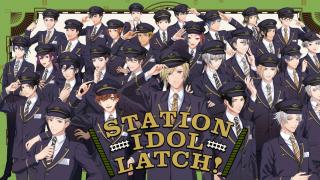 Station Idol Latch! Turns the Yamanote Train Line Into 30 Male Tokyo-Inspired Anime Idols
