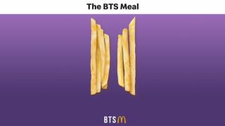 [나름분석]맥도날드의 'BTS세트'가 일본엔 없는 이유는?