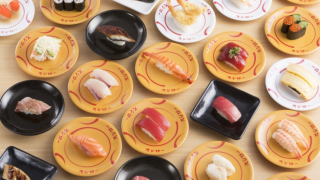 Conveyor Belt Sushi Favorite Sushiro Announces Its Top 5 Most Popular Sushi and Sides