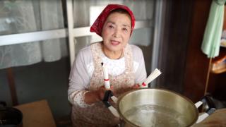 '소면, 이제 삶지 마세요!?' 가가와현의 어느 식당 할머니가 전하는 요리 꿀팁