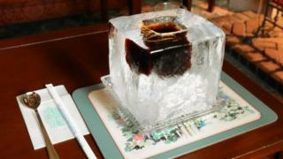이것이 진정한 아이스 아메리카노! 고베의 카페가 선보인 '특냉' 메뉴?