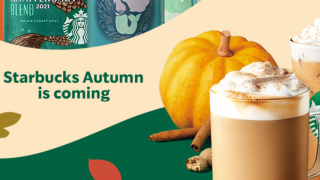 The Pumpkin Spice Latte Set to Return to Japan's Starbucks After 15 Years